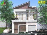 Mẫu nhà 2 tầng hiện đại mái lệch 2 mặt tiền 7,5x13 xây dựng trên khu đất xéo cho anh Hùng ở TP Nha Trang. Mẫu nhà phố đẹp kiến trúc mái lệch hiện đại phù hợp cho các gia đình trẻ thích phong cách trẻ trung khu đất ngắn ở mặt phố không đủ diện tích làm sân vườn.