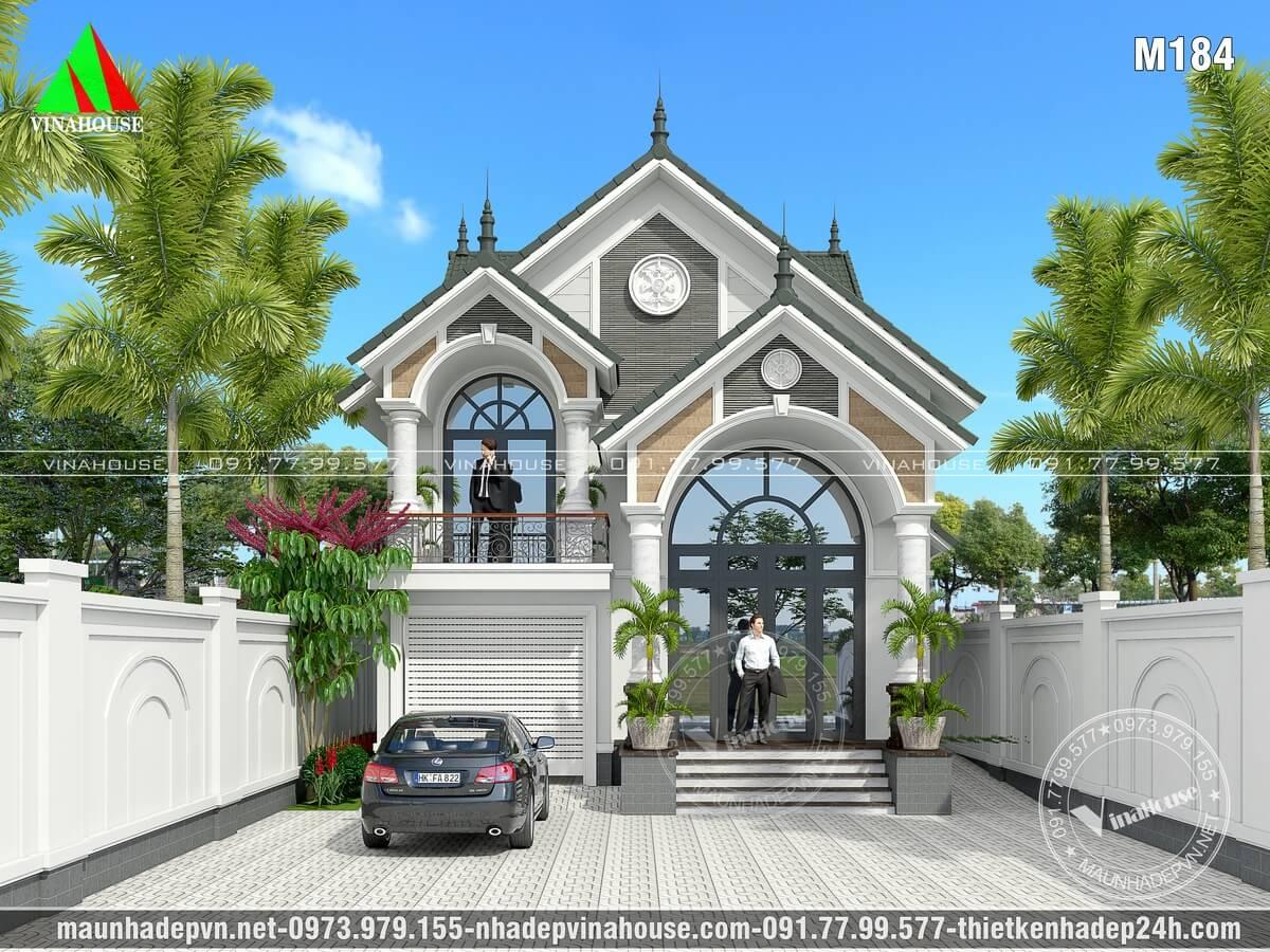 Nhà vườn 1 tầng mái thái đẹp 4 phòng ngủ ở Biên Hòa