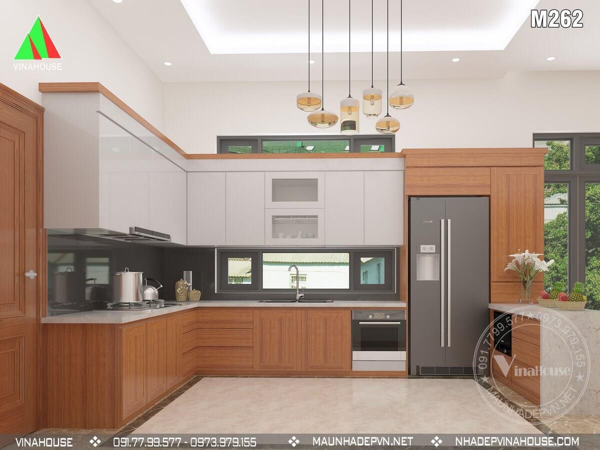 Nội thất phòng bếp ăn M262