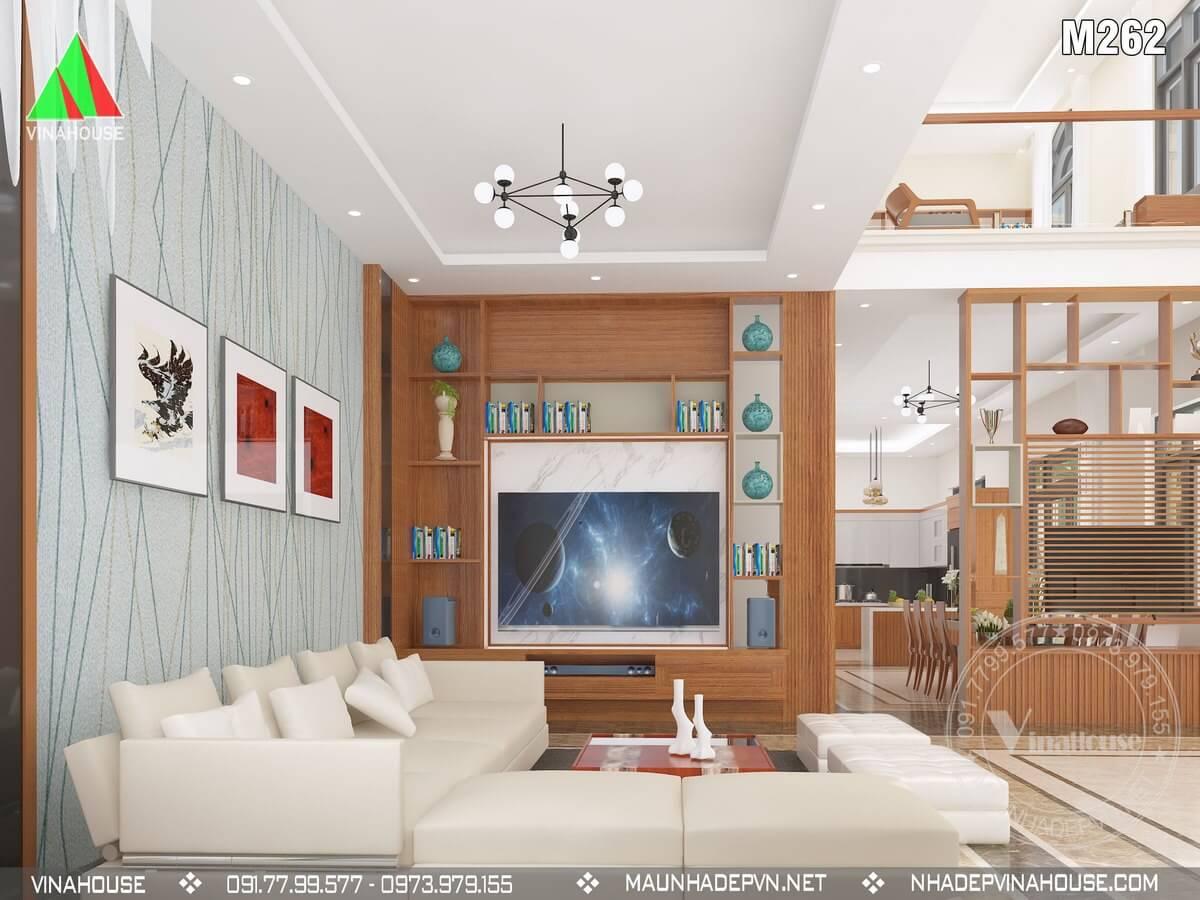 Nội thất phòng khách M262